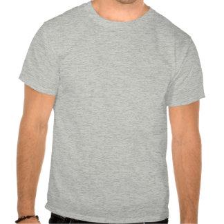 Chats frais de cru de noir de musicien t-shirts
