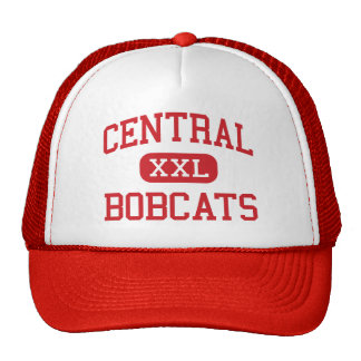 - Chats sauvages - haut central - Knoxville Tennes Casquette