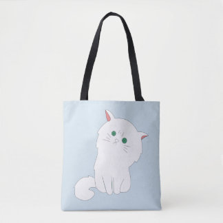 Chats sur un sac