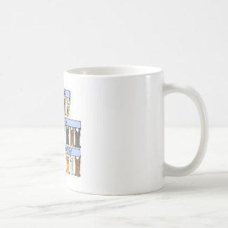 Chats vous souhaitant un prompt rétablissement mug