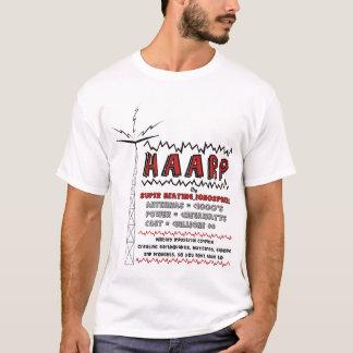 Chauffage superbe de HAARP l'ionosphère T-shirt