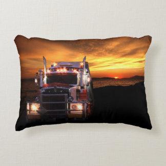 Chauffeur de camion coussins décoratifs