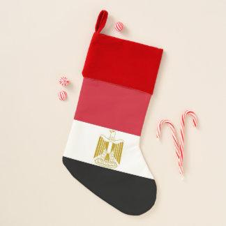 Chaussette De Noël Drapeau de bas de Noël de l'Egypte