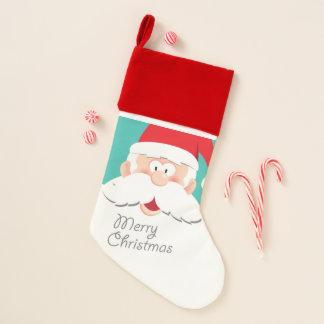 Chaussette De Noël Joyeux Père Noël