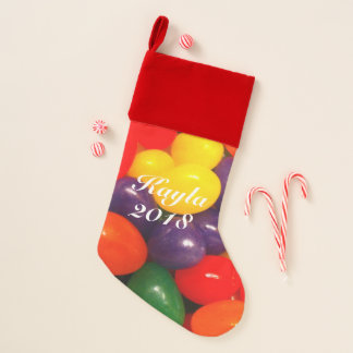 Chaussette De Noël Les bonbons mous personnalisent et customisent