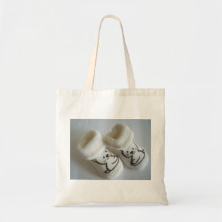 Chaussettes de bébé sacs de toile
