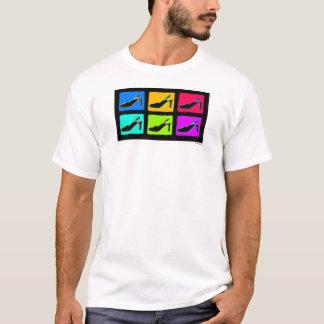 Chaussures - conception de T-shirt