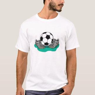 Chaussures de ballon de football t-shirt