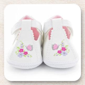 Chaussures de bébé sous-bock