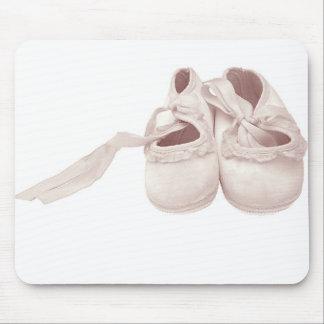 Chaussures de bébé Mousepad Tapis De Souris