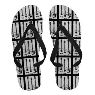 chaussures de guitares acoustiques de b w