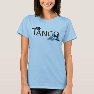 Chaussures et casquette de tango aucun plancher t-shirt
