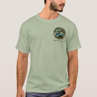 Chauve est le beau T-shirt d'Eagle chauve