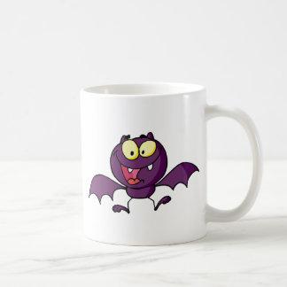 Chauve-souris heureuse de Halloween Tasse