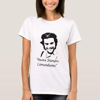 """che_sized, """"Hasta Siempre Comandante"""" - customisé T-shirt"""
