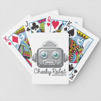 Cheeky Robot Jeu De Cartes