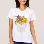 chees crèmes de souris t-shirt