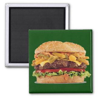 Cheeseburger Aimant
