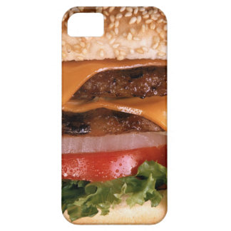 Cheeseburger Coque Barely There iPhone 5
