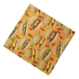 Cheeseburger de luxe bandana