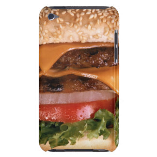 Cheeseburger Étuis Barely There iPod