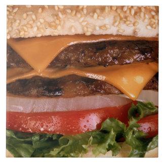 Cheeseburger Grand Carreau Carré