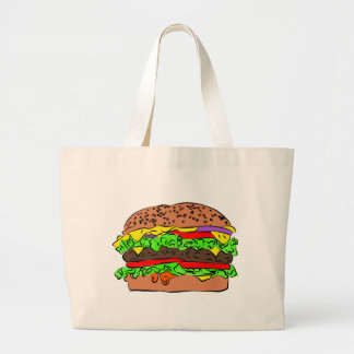 Cheeseburger Grand Sac