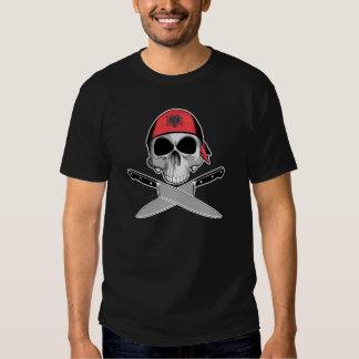Chef albanais t-shirt