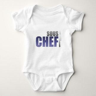 Chef bleu de Sous Body