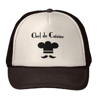 Chef de Cuisine Casquette