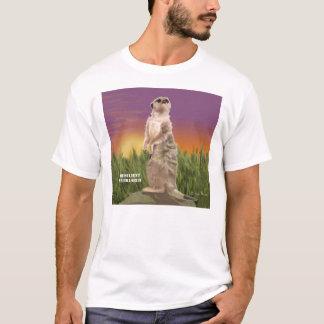 Chef de famille de Meerkat T-shirt