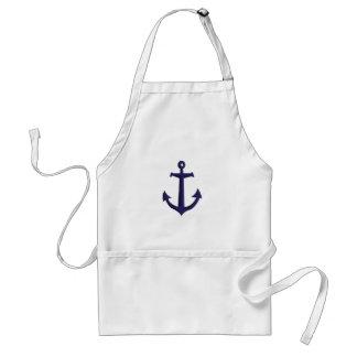 Chef de marin tablier