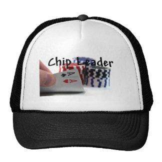 Chef de puce casquette de camionneur