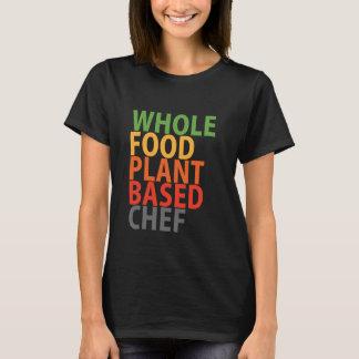 Chef de WFPB - T-shirt