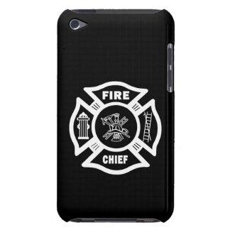 Chef des pompiers maltais coques iPod touch