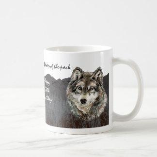 Chef du 30ème loup 30ème d'humour d'anniversaire mug