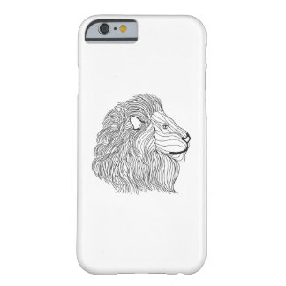 Chef inspiré 5 de lion coque iPhone 6 barely there