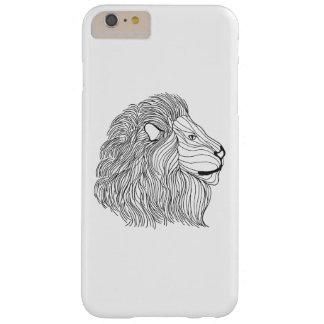 Chef inspiré 5 de lion coque iPhone 6 plus barely there