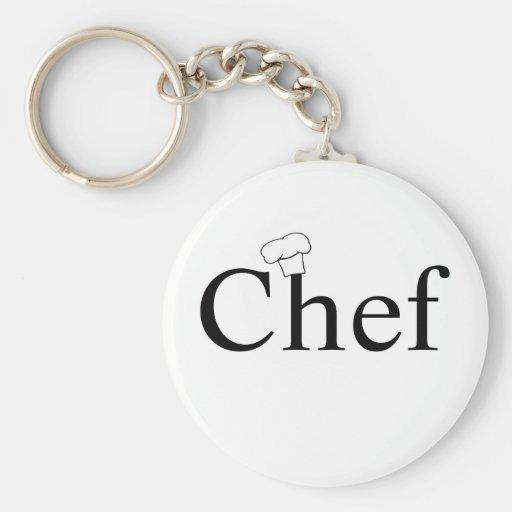 Chef Keychain Porte-clé