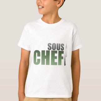 Chef vert de Sous T-shirt