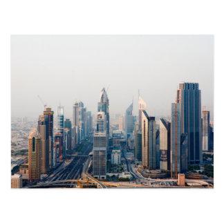 Cheik Zayed Road Carte Postale