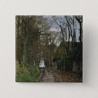 Chemin de Claude Monet | en Normandie Badge