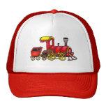 Chemin de fer casquettes de camionneur