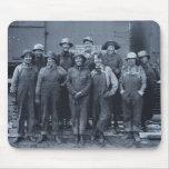 Chemin de fer de Pacifique des syndicats de 1918 t Tapis De Souris