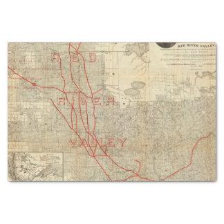 Chemin de fer de St Paul, de Minneapolis et de Papier Mousseline