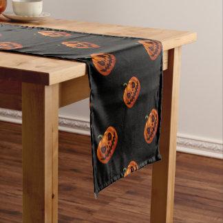 Chemin De Table Court Citrouille de Halloween