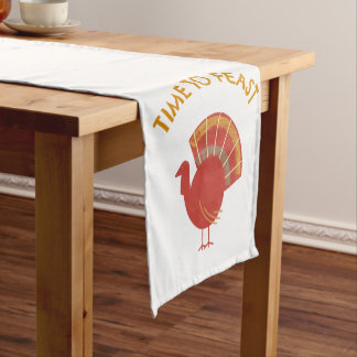 Chemin De Table Court Festin sur des célébrations de la cette Turquie