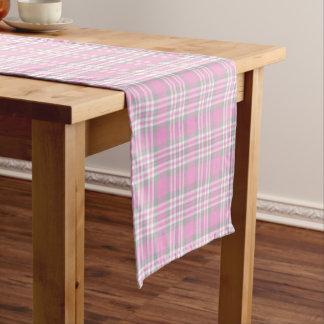 Chemin De Table Court Ressort gris gris rose de Pâques de contrôle de