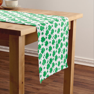 Chemin De Table Court Shamrock