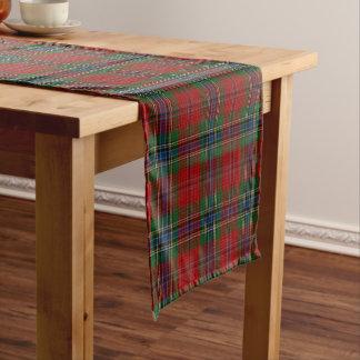 Chemin De Table Court Tartan MacLean moderne écossais de Maclean de